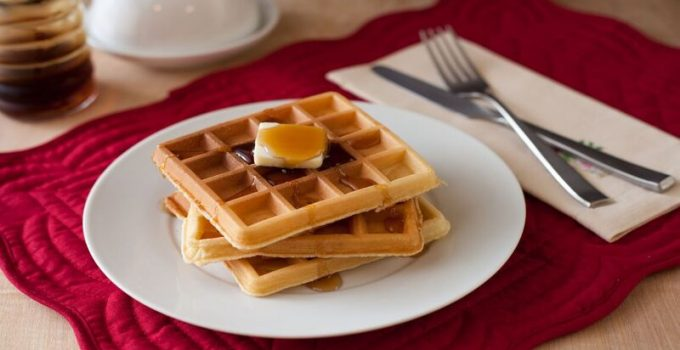 How to Make Waffles Out of Pancake Mix