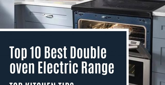Top 10 Best Double oven Electric Range